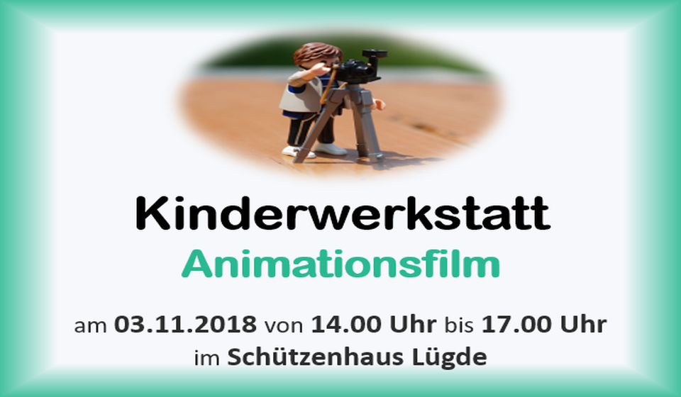 Kinderwerkstatt Lügde - 03-11-2018 - GER