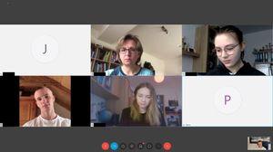 2020-04-30 - Interview Screenshot